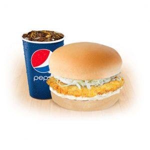 PM4 Chicken Burger