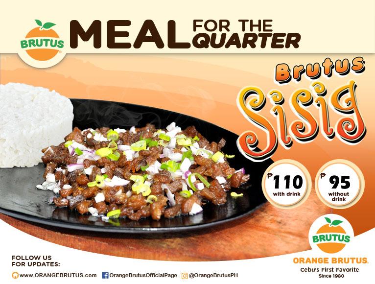 Quarter meals