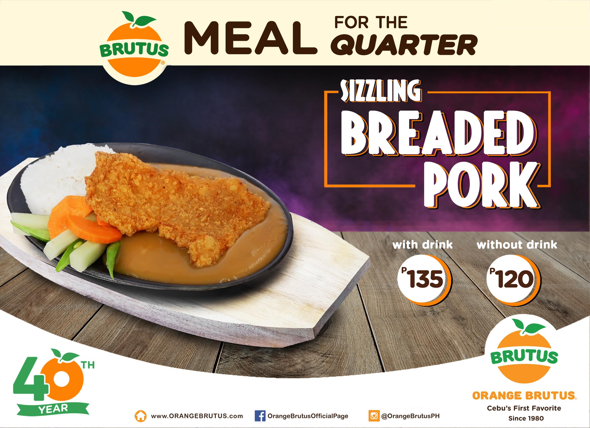 Quarter Meal Website